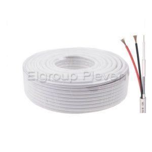 Комбиниран кабел за видеонаблюдение, Mini RG59+2Х0.5mm²