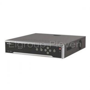 32-КАНАЛЕН NVR 4K-8MP, HIKVISION DS-7732NI-K4