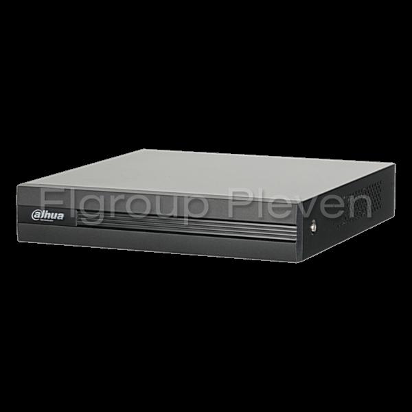 4-канален Penta-brid DVR, 1080N-720P, DAHUA XVR1B04