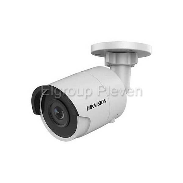 6MP корпусна мрежова камера, HIKVISION DS-2CD2063G0-I