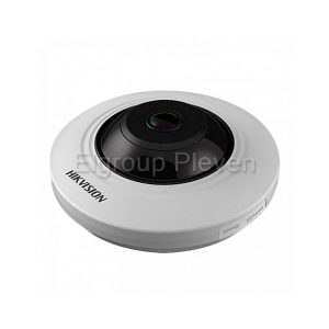 5MP IP камера Fisheye 180°, HIKVISION DS-2CD2955FWD-IS