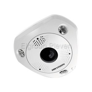 6MP IP камера Fisheye 360°, HIKVISION DS-2CD6365G0-I, DeepinView