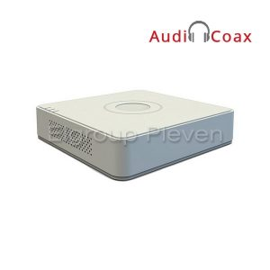 4-Channel Audio-Over-Coax DVR 3MP, HIKVISION DS-7104HQHI-K1(S)