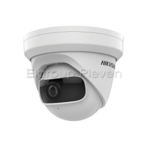 4MP IR Turret Network Camera, HIKVISION DS-2CD2345G0P-I