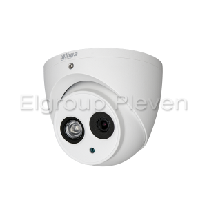 4K-8MP HDCVI IR Eyeball Camera, DAHUA HAC-HDW1801EM-A-0360B