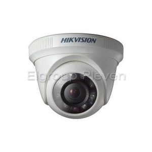 HDTVI куполна камера 2MP, HIKVISION DS-2CE56D0T-IRPF