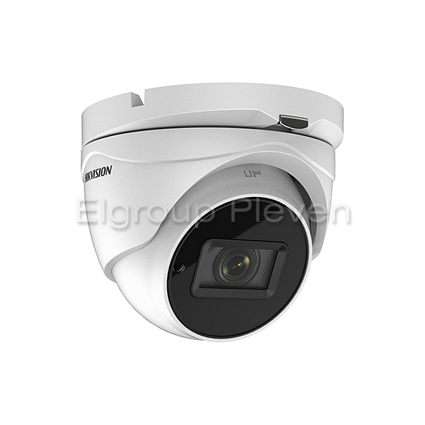 HDTVI Moto Varifocal Camera 5MP, HIKVISION DS-2CE79H8T-AIT3ZF