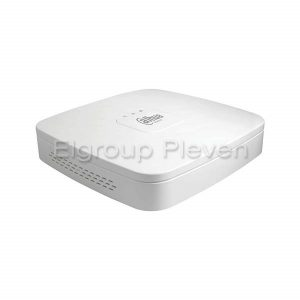 4-Channel 4K NVR 8MP, 4-PoE ports, DAHUA NVR2104-P-4KS2
