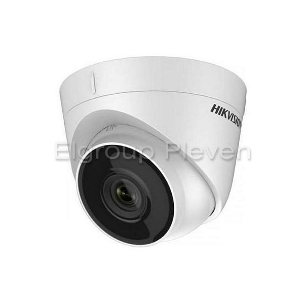 IP куполна камера 2MP, HIKVISION DS-2CD1323G0Е-I, Lens 2.8mm