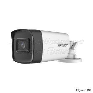 HDTVI корпусна Bullet камера 5MP, HIKVISION DS-2CE17H0T-IT3F(C)